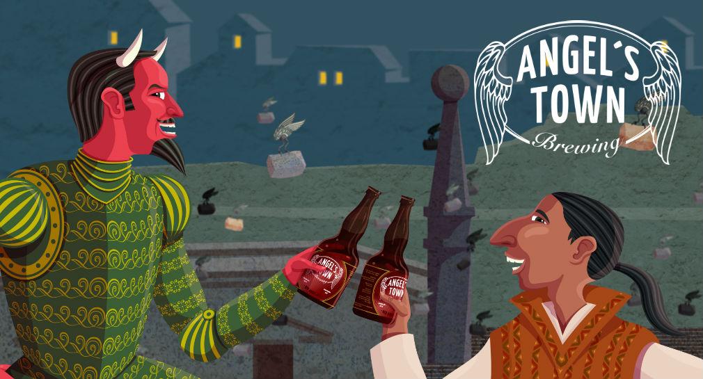 Cerveza Artesanal Brown Ale